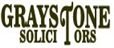 Graystone Solicitors's logo takes you to their list of jobs