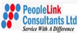 Peoplelink Consultants Ltd's logo takes you to their list of jobs