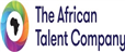 The African Talent Company's logo takes you to their list of jobs