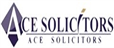 Ace Solicitors's logo takes you to their list of jobs