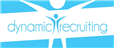 Dynamic Recruiting's logo takes you to their list of jobs