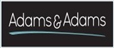 Adams & Adams's logo takes you to their list of jobs