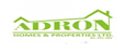 Adron Homes & Properties's logo takes you to their list of jobs
